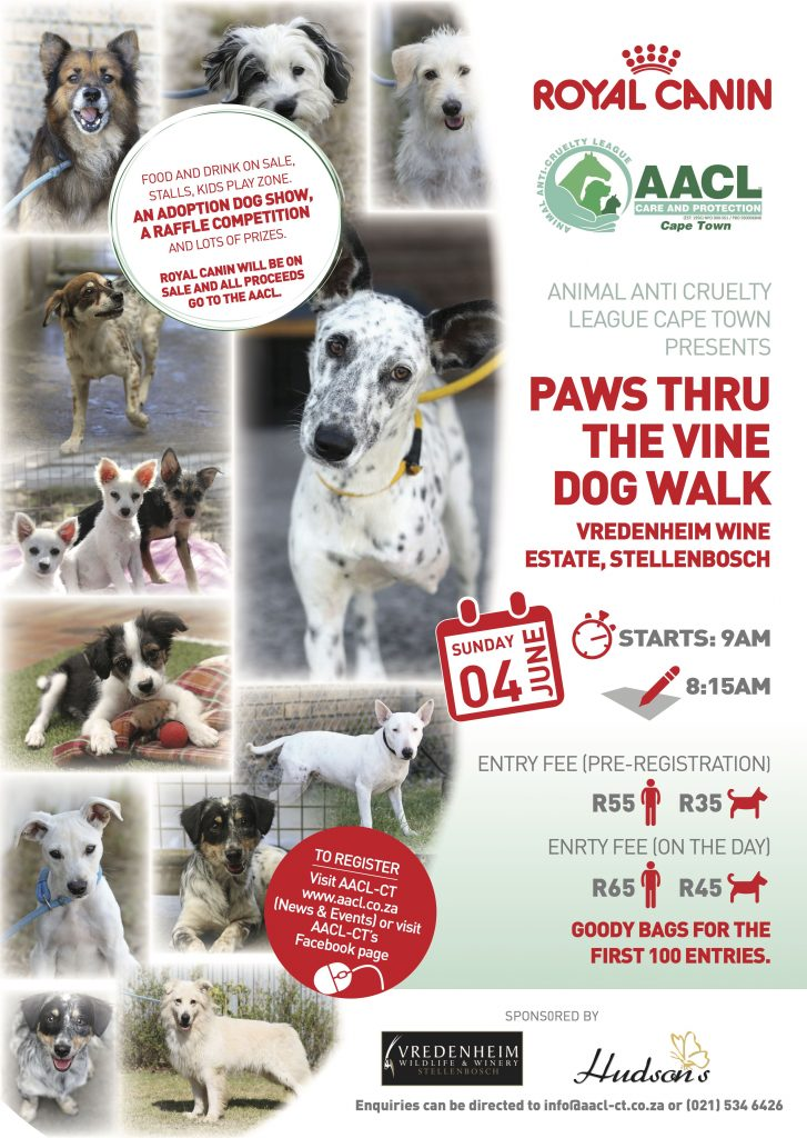 royal canin AACL poster 2-5-17