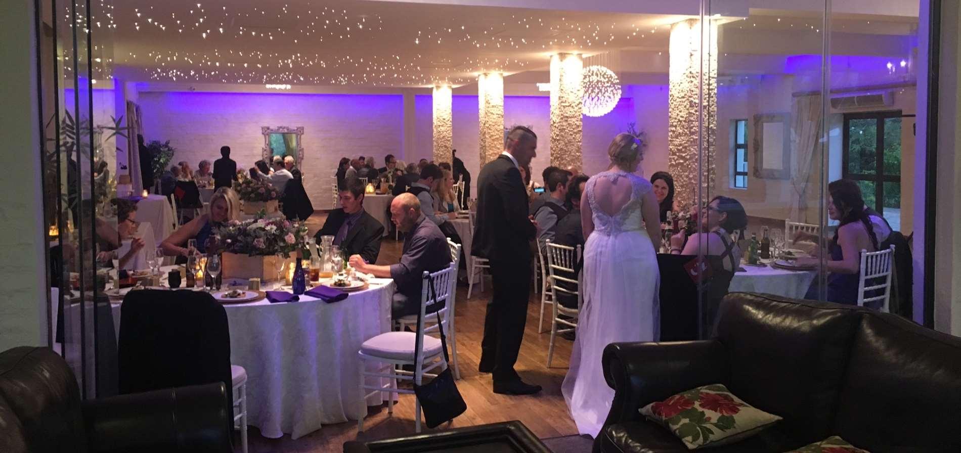 Hudsons Hall Wedding Venue Stellenbosch